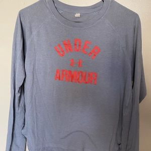 Under Armour Graphic Long Sleeve